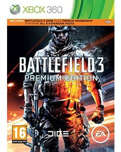 Jeu Battlefield 3 premium edition pour Xbox 360