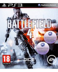 Jeu Battlefield 4 pour PS3