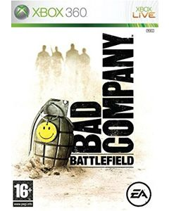 Jeu Battlefield Bad Company pour Xbox 360