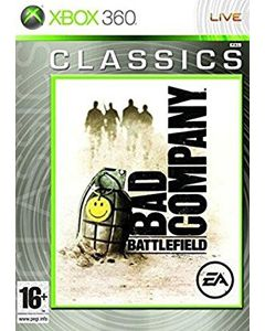 Jeu Battlefield Bad Company classics pour Xbox 360