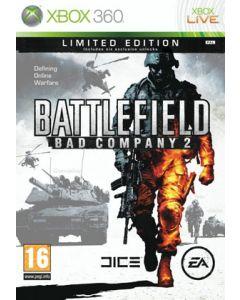 Jeu Battlefield : Bad company 2 - édition limitée pour Xbox 360