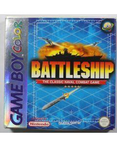 Jeu Battleship pour Game Boy Color