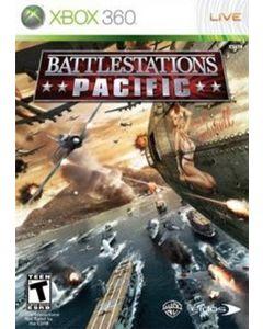 Jeu Battlestations Pacific pour Xbox 360