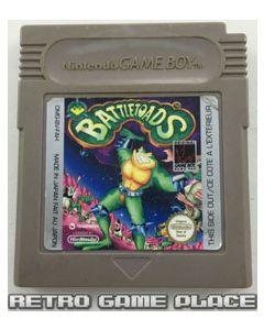 Jeu Battletoads pour Game Boy