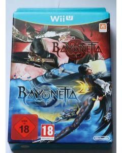 Jeu Bayonetta + Bayonetta 2 pour WiiU