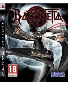 Jeu Bayonetta pour PS3
