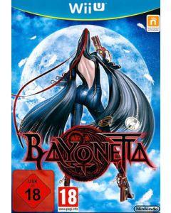 Jeu Bayonetta pour Wii U