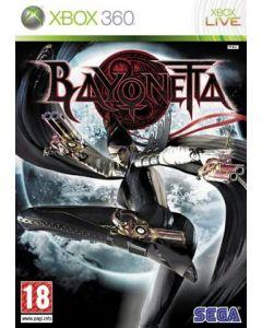 Jeu Bayonetta (anglais) pour Xbox 360