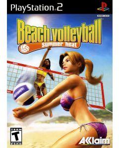 Jeu Beach Volleyball Summer Heat pour Playstation 2