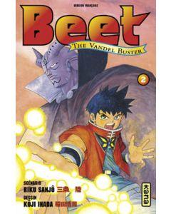 Manga Beet the Vandel Buster tome 02