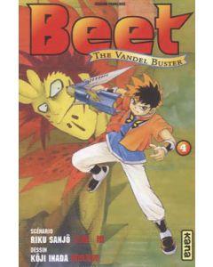 Manga Beet the Vandel Buster tome 04