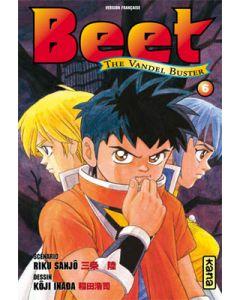 Manga Beet the Vandel Buster tome 06