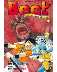 Manga Beet the Vandel Buster tome 07