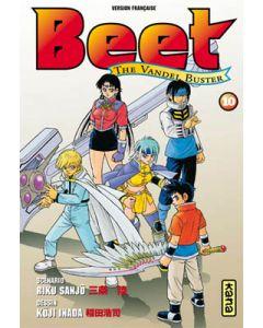 Manga Beet the Vandel Buster tome 10