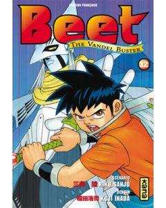 Manga Beet the Vandel Buster tome 12