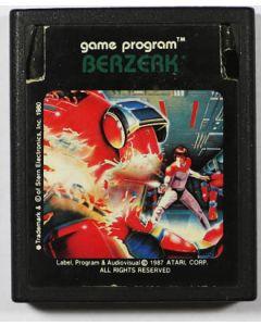 Jeu Berzerk pour Atari 2600