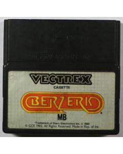 Jeu Berzerk pour Vectrex