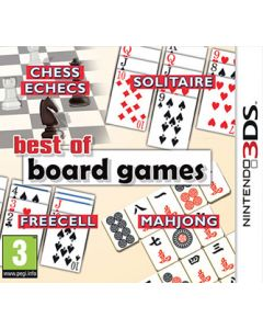 Jeu Best of Board Games pour Nintendo 3DS