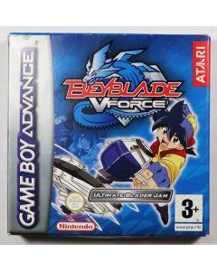Jeu BeyBlade Vforce Ultimate Blader Jam pour Game Boy Advance