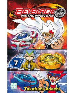 Manga Beyblade Metal Fusion tome 07