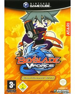 Jeu Beyblade Vforce pour Gamecube
