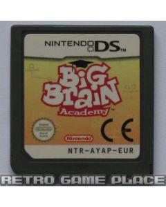 Jeu Big Brain Academie pour Nintendo DS