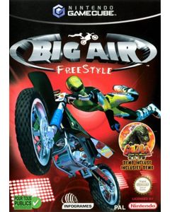 Jeu Big air Freestyle pour Gamecube