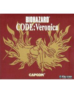 Jeu Biohazard Code: Veronica pour Dreamcast