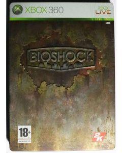 Jeu Bioshock - SteelBook pour Xbox 360