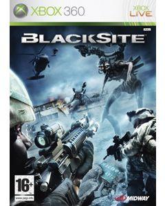 Jeu Blacksite pour Xbox 360