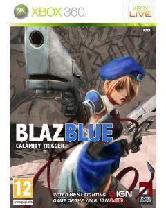 Jeu BlazBlue Calamity Trigger pour Xbox 360