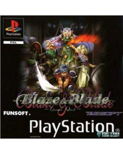 Jeu Blaze & Blade pour Playstation