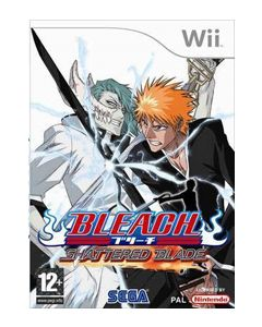 Jeu Bleach Shattered Blade pour Wii