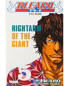 Manga Bleach tome 05