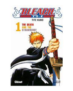 Manga Bleach tome 1