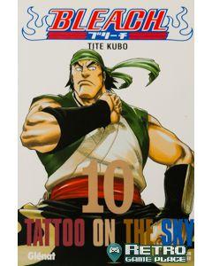 Manga Bleach tome 10