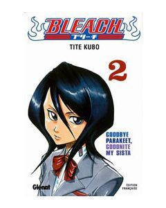 Manga Bleach tome 2