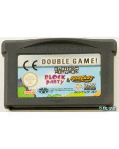 Jeu Block Party et Speedway pour Game Boy advance