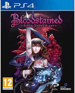 Jeu Bloodstained : Ritual of the Night PS4 (neuf) pour PS4