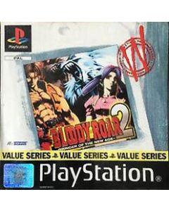 Jeu Bloody Roar 2 value series pour PS1