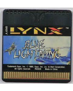 Jeu Blue Lightning pour Atari Lynx