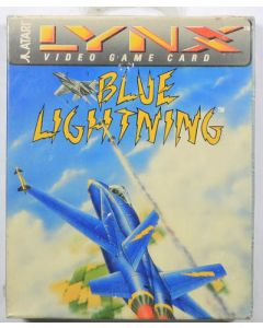 Jeu Blue Lightning (neuf) pour Atari Lynx