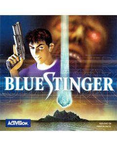 Jeu Blue Stinger pour Dreamcast