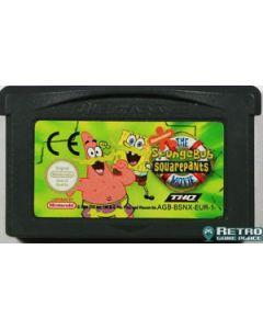 Jeu Bob l'éponge le Film pour Game Boy Advance