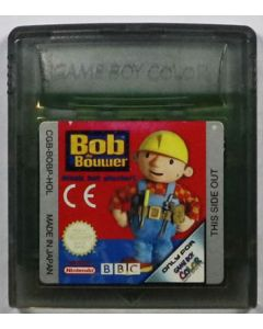 Jeu Bob le bricoleur pour Game Boy Color