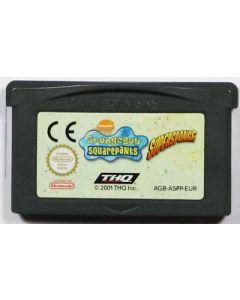 Jeu Bob l'éponge SuperSponge pour Game Boy Advance
