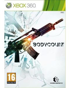 Jeu Bodycount pour Xbox 360