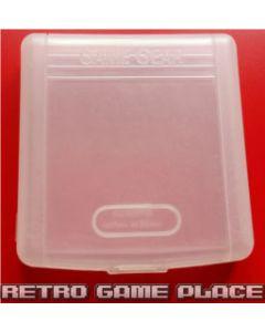 Boîtier pour jeu Game Gear Transparent