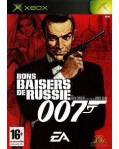 Jeu Bons Baisers de Russie pour Xbox