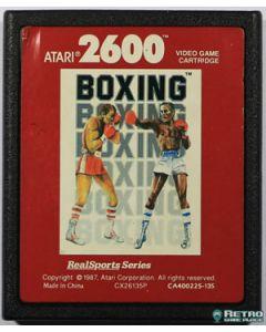 Jeu Boxing pour Atari 2600